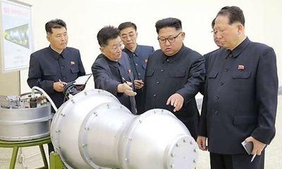 Nhìn lại 15 vụ thử tên lửa đạn đạo Triều Tiên năm 2017