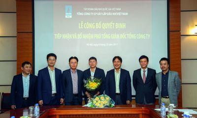 PVC bổ nhiệm Phó Tổng giám đốc mới