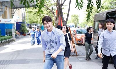 Kang Tae Oh bất ngờ trở lại Việt Nam gặp gỡ người hâm mộ