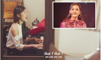 Hotgirl nói 7 thứ tiếng Khánh Vy cover loạt hit Chi Pu siêu hay