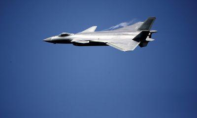 Thách thức radar, Trung Quốc điều máy bay tàng hình theo dõi Mỹ - Hàn tập trận?