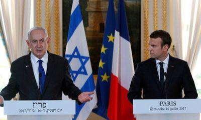 Thủ tướng Israel lần đầu lên tiếng về quyết định Mỹ công nhận Jerusalem