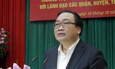 Bí thư Hà Nội truy trách nhiệm vụ đá vỉa hè
