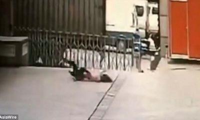 Cựu chiến binh mất mạng vì đỡ người phụ nữ nhảy lầu tự tử