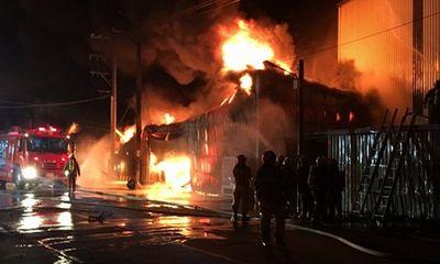 Đang xác minh danh tính 6 người Việt thiệt mạng trong vụ cháy ở Đài Loan