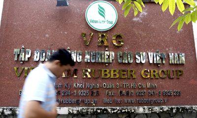 """Những """"vết chàm"""" của Tập đoàn Cao su dưới thời cựu Chủ tịch Lê Quang Thung"""