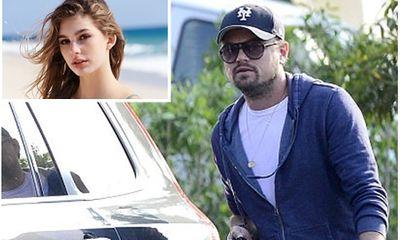 Leonardo DiCaprio hẹn hò người mẫu trẻ kém 23 tuổi?