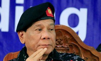 Tổng thống Philippines Duterte bất ngờ công khai ủng hộ hôn nhân đồng tính