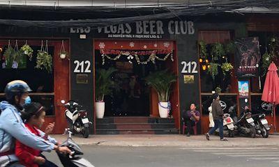 TP HCM yêu cầu thu mặt bằng các quán bar có hành vi mua bán ma túy