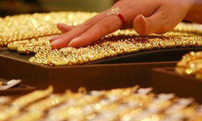 Cuối giờ chiều ngày 23/12, giá vàng bất ngờ tăng vọt