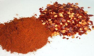 100% mẫu ớt bột nhiễm độc tố gây ung thư gan: Bộ NN&PTNT nói gì?