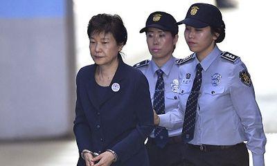Cựu Tổng thống Hàn Quốc sắp bị thẩm vấn vì nghi nhận hối lộ từ cơ quan tình báo