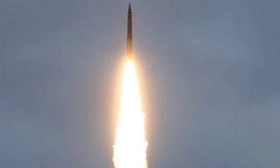 Nga thử nghiệm tên lửa đạn đạo xuyên lục địa mang đầu đạn mới