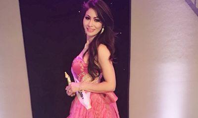Đại diện Việt Nam lọt Top 12 Hoa hậu Quý bà Thế giới 2017