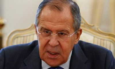 """Ngoại trưởng Nga chỉ trích Tổng thống Mỹ """"hung hăng"""" trong vấn đề Triều Tiên"""