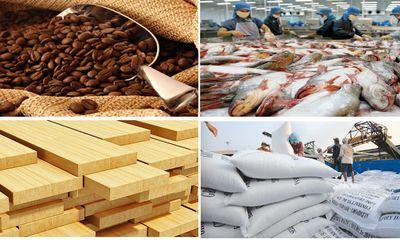 Chính thức thu về trên 36 tỷ USD từ xuất khẩu nông, lâm, thủy sản