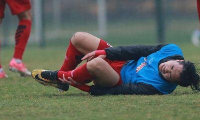Công Phượng dính chấn thương, có thể bỏ lỡ VCK U23 Châu Á