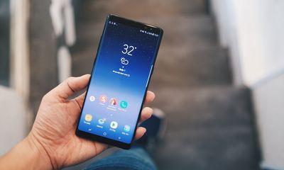 Samsung Galaxy Note 8 dính lỗi sập nguồn sau khi cạn sạch pin