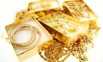 Giá vàng hôm nay 29/12: Vàng SJC