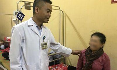 Suy sụp tinh thần vì bác sĩ kết luận ung thư giai đoạn cuối, không ngờ chỉ là nhiễm sán