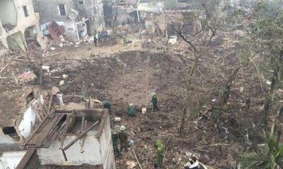 Vụ nổ ở Bắc Ninh: Chủ bãi phế liệu đưa ra lời khai mâu thuẫn