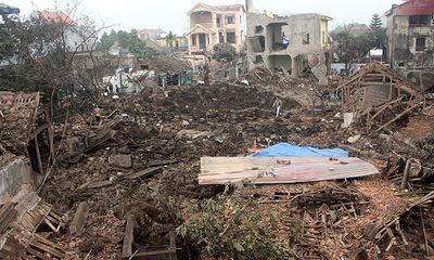 11 năm trước, từng xảy ra nổ chết người tại cơ sở phế liệu ở Văn Môn, Bắc Ninh
