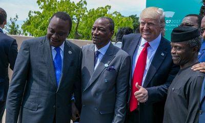 Lợi ích của Mỹ ở châu Phi đang bị đe dọa