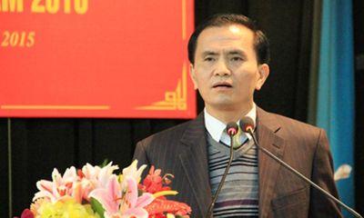 Công bố quyết định kỷ luật Phó Chủ tịch UBND tỉnh Thanh Hóa