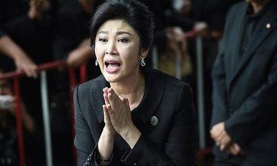 Bà Yingluck có thể đang xin tị nạn tại Anh
