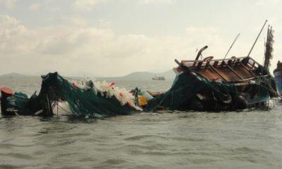 Va chạm tàu trên biển Hoa Đông, hơn 30 người mất tích