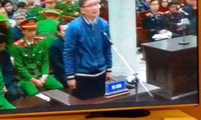 Điều tra viên nêu lý do kết luận Trịnh Xuân Thanh quanh co chối tội
