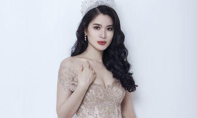 Hoa hậu Vũ Bình Minh tiết lộ dự định sau khi giành danh hiệu