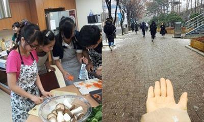 Sang Hàn du học vì mê Running Man, cô gái tuyệt vọng, kiệt sức vì quay cuồng làm thêm