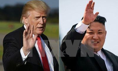 Tổng thống Donald Trump lên tiếng về mối quan hệ với nhà lãnh đạo Triều Tiên
