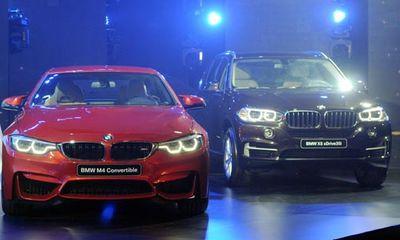 THACO tiếp quản phân phối độc quyền xe BMW tại Việt Nam