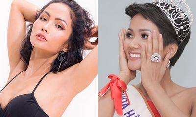 Hoa hậu H'Hen Niê tóc ngắn cá tính, tóc dài cũng xinh đẹp không kém ai