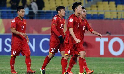 Tạo bất ngờ ở VCK U23 Châu Á 2018, U23 Việt Nam gây chú ý với truyền thông quốc tế