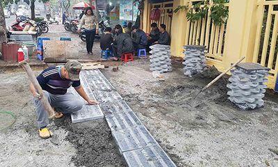 Xung quanh câu chuyện lát vỉa hè bằng đá tự nhiên ở Hà Nội