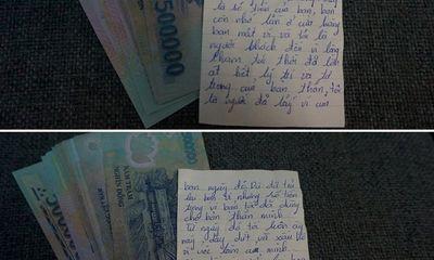 Tên trộm 'đáng yêu nhất Vịnh Bắc Bộ': Trả tiền cho khổ chủ kèm bức tâm thư sau 3 năm