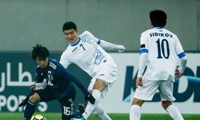 VCK U23 châu Á: Đương kim vô địch Nhật Bản thua 4 bàn không gỡ