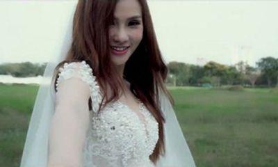 Thu Thuỷ tái hiện đám cưới bí mật từng gây xôn xao trong MV mới