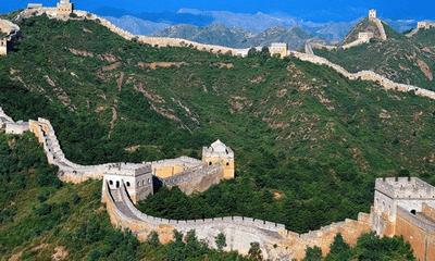 Trung Quốc sẽ xây 'Vạn Lý Trường Thành' để bảo vệ biên giới
