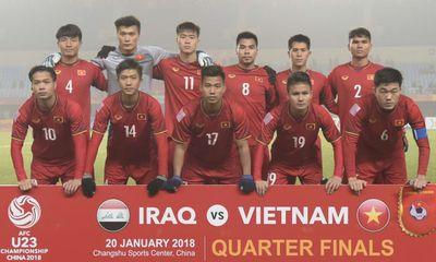 Lộ diện đội hình U23 Việt Nam đối đầu U23 Qatar tại bán kết
