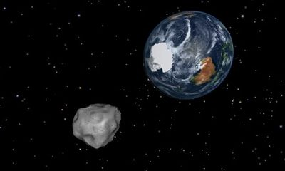 NASA cảnh báo: Tiểu hành tinh to bằng tòa nhà chọc trời đang tiến gần Trái Đất