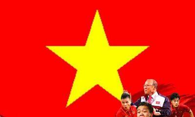 Cục Hàng không cho phép sơn hình đội tuyển U23 lên thân máy bay