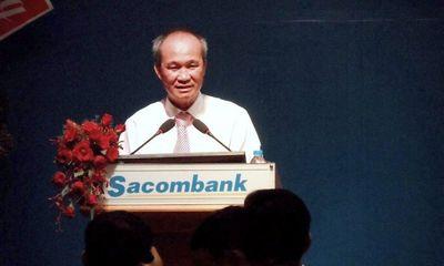 Ông Dương Công Minh không mua thêm được 1 triệu cổ phiếu Sacombank