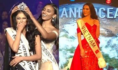 Miss Intercontinental 2017: Mexico đăng quang, Tường Linh là Thí sinh được yêu thích nhất