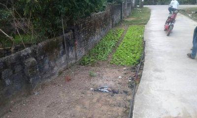 Phát hiện thi thể người đàn ông tử vong bên đường