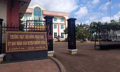 Khởi tố một phó phòng ở Đắk Lắk làm lộ đề thi công chức