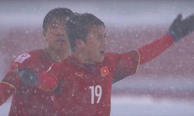 Rất đỗi tự hào U23 Việt Nam!